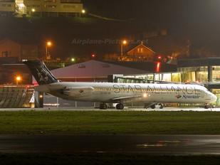 EC-GVO - Spanair McDonnell Douglas MD-83