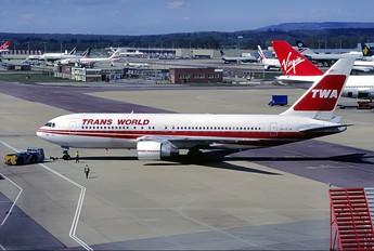 N650TW - TWA Boeing 767-200ER