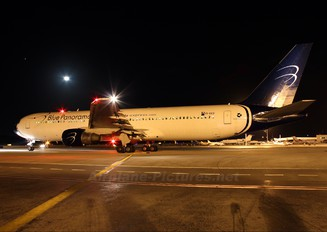 EI-EED - Blue Panorama Airlines Boeing 767-300