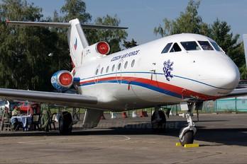 0260 - Czech - Air Force Yakovlev Yak-40