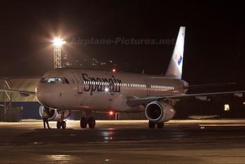 EC-INB - Spanair Airbus A321