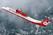 D-ABQA - Air Berlin de Havilland Canada DHC-8-400Q / Bombardier Q400 aircraft