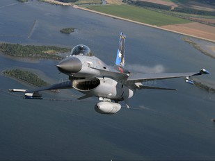 J-367 - Netherlands - Air Force General Dynamics F-16A Fighting Falcon