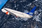 LN-RRS - SAS - Scandinavian Airlines Boeing 737-800 aircraft