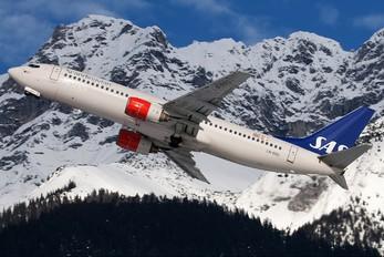 LN-RRS - SAS - Scandinavian Airlines Boeing 737-800