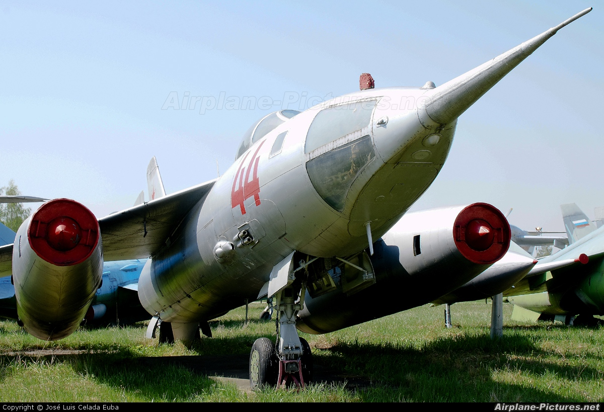 Russia - Air Force 44 aircraft at Monino