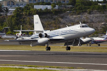 XA-EKT - Private Lockheed L-1329 JetStar