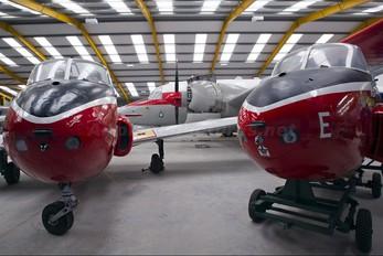 XM383 - Royal Air Force BAC Jet Provost T.3 / 3A
