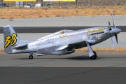 N6WJ - Private North American P-51XR Mustang aircraft