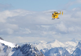 - - ADAC Luftrettung Eurocopter BK117