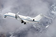 M-RUAT - Private Bombardier BD-700 Global Express aircraft