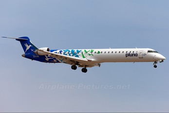 CX-CRL - Pluna Canadair CL-600 CRJ-900