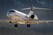 VP-BAM - Private Bombardier BD-700 Global 5000 aircraft