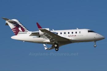 A7-CEA - Qatar Executive Canadair CL-600 Challenger 605