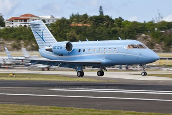 N710VF - Private Canadair CL-600 Challenger 600 series