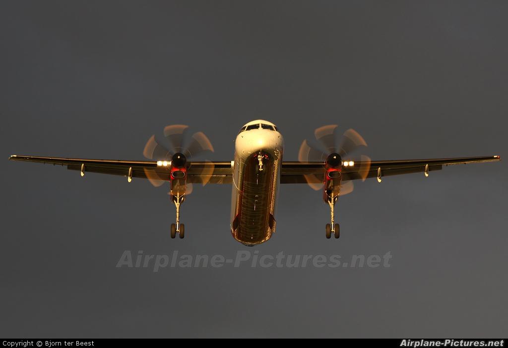 Air Berlin D-ABQJ aircraft at Zurich