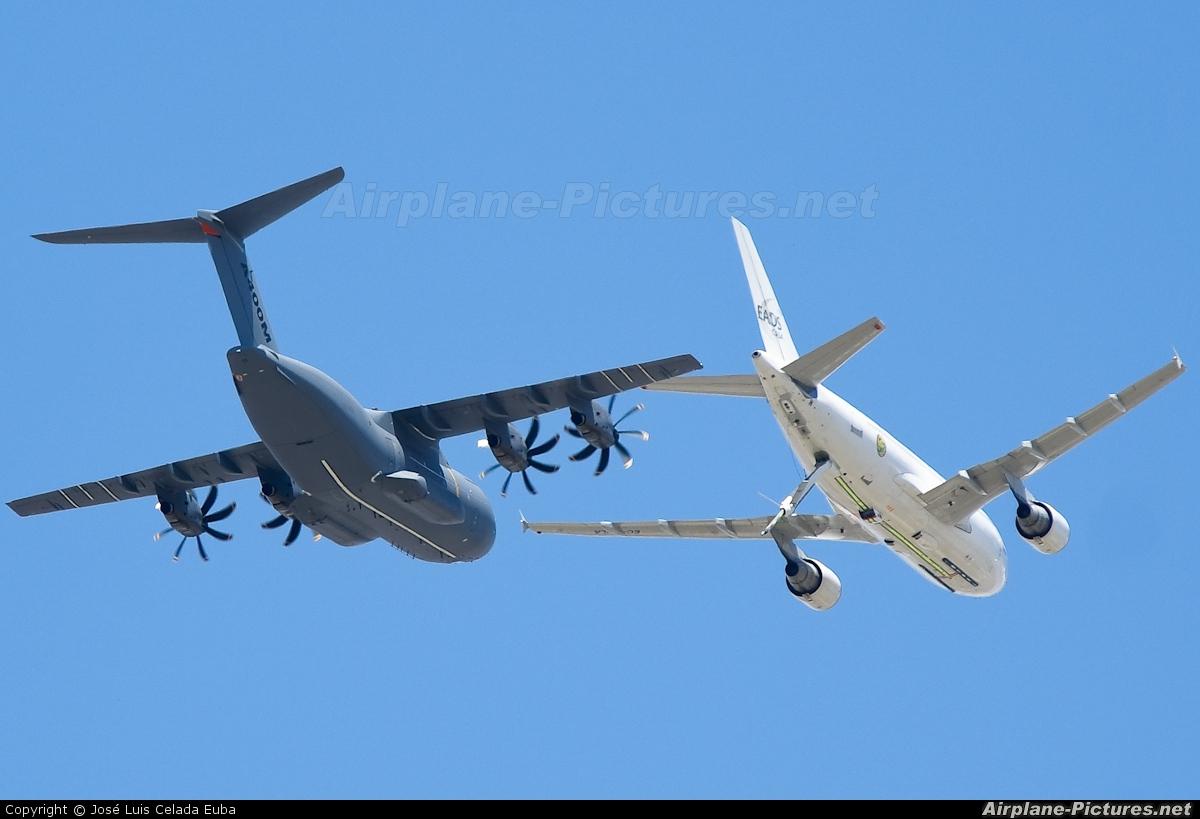 Airbus Military EC-404 aircraft at Madrid - Getafe