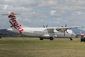 VH-FVH - Skywest Airlines (Australia) ATR 72 (all models)