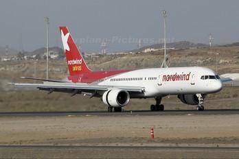 VQ-BBT - Nordwind Airlines Boeing 757-200