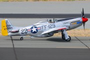 N151SE - Private North American P-51D Mustang aircraft