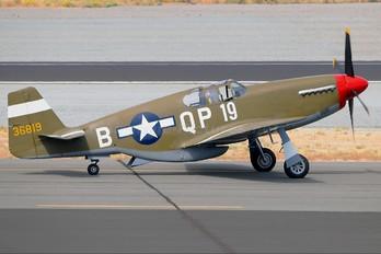 N4651C - Private North American P-51C Mustang