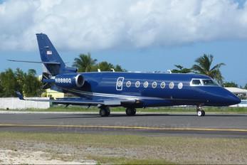 N888GQ - Private Israel IAI 1126 Gulfstream G200 Galaxy