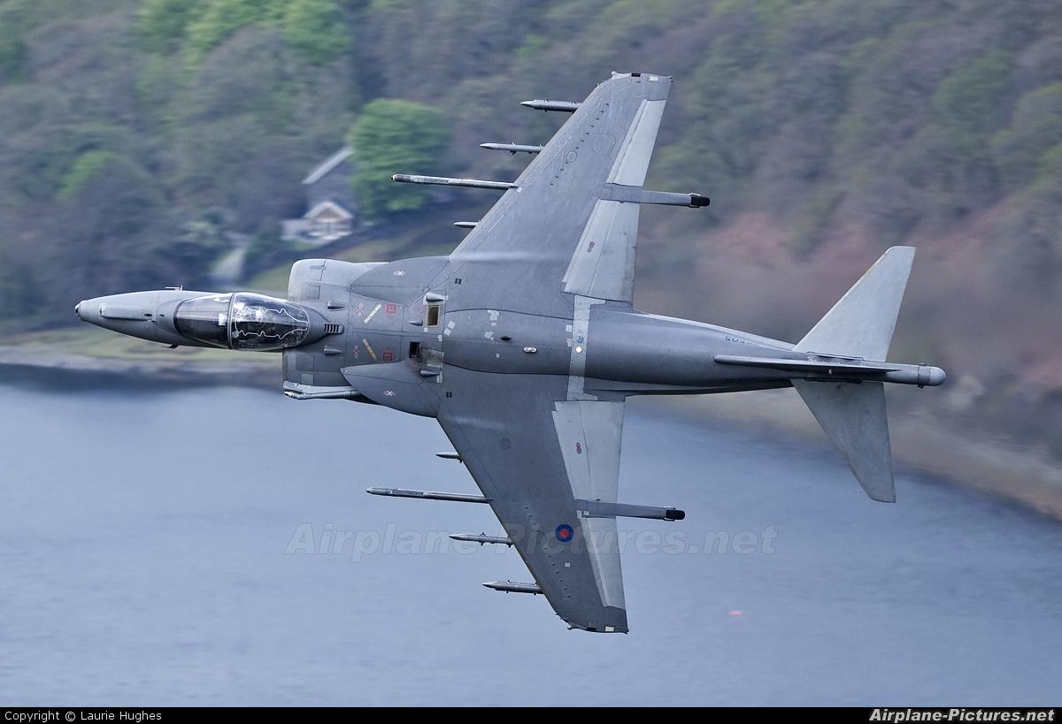 Royal Air Force ZG505 aircraft at Off Airport - Wales