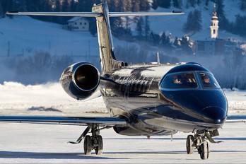 HB-VML - Private Learjet 45