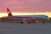 D-AVZI - Sichuan Airlines  Airbus A321 aircraft