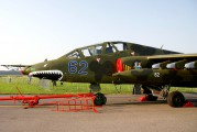 62 - Ukraine - Air Force Sukhoi Su-25K aircraft