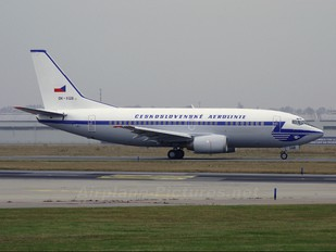 OK-XGB - CSA - Czech Airlines Boeing 737-500