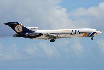 HK-4354 - Lineas Aereas Suramericanas Boeing 727-200F (Adv)