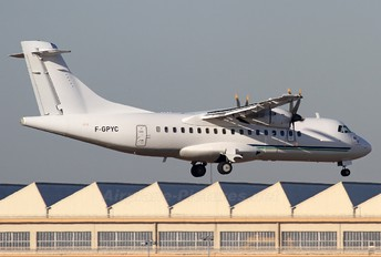 F-GPYC - Air Littoral ATR 42 (all models)