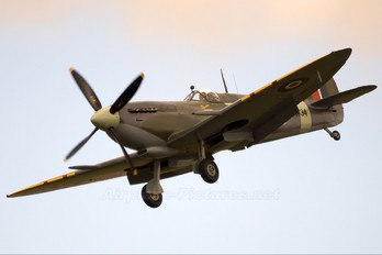 G-ASJV - Merlin Aviation Supermarine Spitfire Mk.IXb