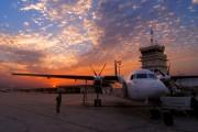 PH-JXK - Denim Air Fokker 50 aircraft