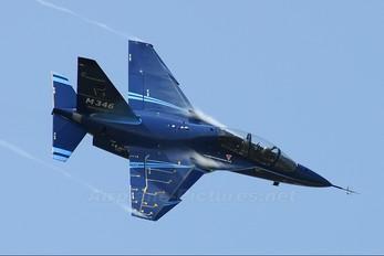 CPX615 - Italy - Air Force Leonardo- Finmeccanica M-346 Master/ Lavi/ Bielik