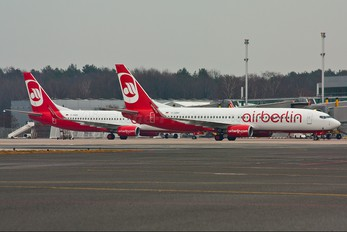 D-ABAF - Air Berlin Boeing 737-800