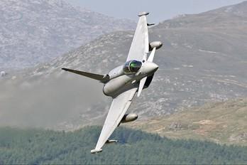 - - Royal Air Force Eurofighter Typhoon
