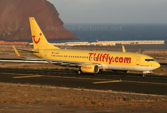 D-AHFH - TUIfly Boeing 737-800