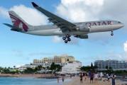 A7-HJJ - Qatar Amiri Flight Airbus A330-200 aircraft