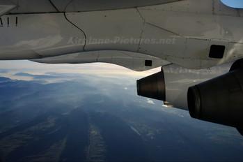 - - Swiss British Aerospace BAe 146-300/Avro RJ100