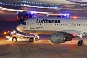 D-AIQK - Lufthansa Airbus A320 aircraft