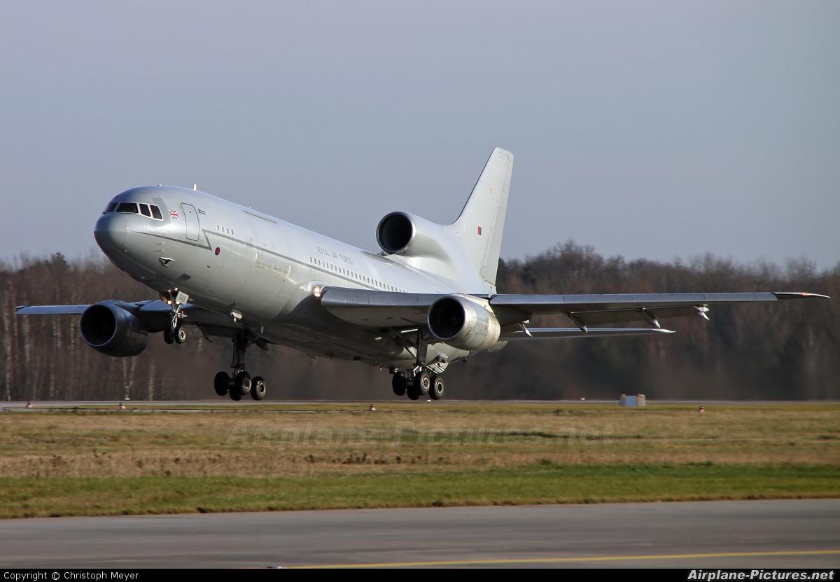 Royal Air Force ZD948 aircraft at Hannover - Langenhagen