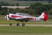 G-YAKN - Yakovlevs Yakovlev Yak-52 aircraft