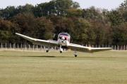 G-BAJZ - Private Robin DR.400 series aircraft