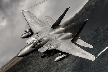 91-0301 - USA - Air Force McDonnell Douglas F-15E Strike Eagle