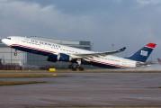 N274AY - US Airways Airbus A330-300 aircraft