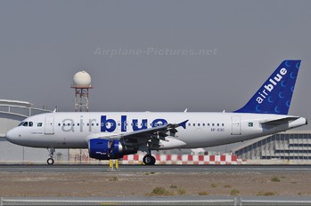 AP-EDC - Air Blue Airbus A319