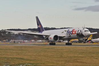 N892FD - FedEx Federal Express Boeing 777F