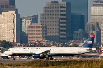 N170US - US Airways Airbus A321